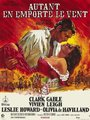 Affiche de Gone With the Wind