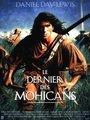 Affiche de Le dernier des Mohicans
