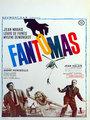 Affiche de Fantomas