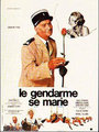 Affiche de Le gendarme se marie