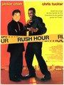Affiche de Rush Hour