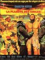 Affiche de La planète des singes