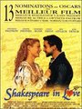 Affiche de Shakespeare in love