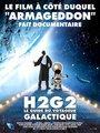 Affiche de H2G2 : le guide du voyageur galactique
