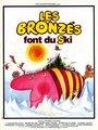 Affiche de Les bronzés font du ski