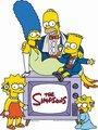 Affiche de Les Simpsons