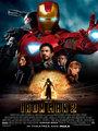 Affiche de Iron man 2