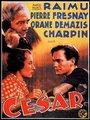 Affiche de César