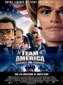 Affiche de Team america, police du monde