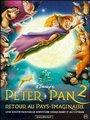 Affiche de Peter Pan dans Retour au pays imaginaire