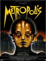 Affiche de Metropolis
