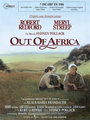 Affiche de Out of Africa