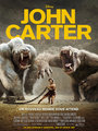 Affiche de John Carter