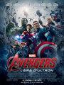 Affiche de Avengers: L'ère d'Ultron