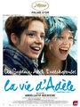 Affiche de La vie d'Adèle