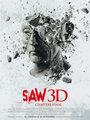 Affiche de Saw 3D - Chapitre final