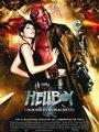 Affiche de Hellboy II: les légions d'or maudites