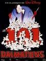 Affiche de Les 101 dalmatiens