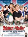 Affiche de Asterix et Obélix: au service de sa majesté
