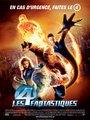 Affiche de Les 4 fantastiques