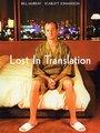 Affiche de Lost in translation
