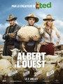 Affiche de Albert à l'Ouest