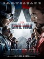 Affiche de Captain America : civil war