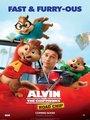 Affiche de Alvin et les Chipmunks: À fond la caisse