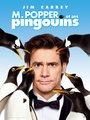 Affiche de M. Popper et ses pingouins