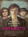 Affiche de Les suffragettes