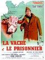 Affiche de La vache et le prisonnier