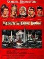 Affiche de La chute de l'Empire Romain