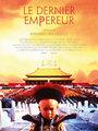 Affiche de Le dernier empereur