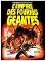 Affiche de L'empire des fourmis géantes