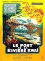 Affiche de Le pont de la rivière Kwaï
