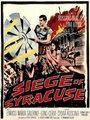 Affiche de Le siège de Syracuse