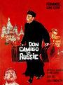 Affiche de Don Camillo en Russie