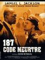 Affiche de 187: code meurtre