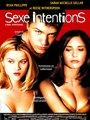 Affiche de Sexe intentions