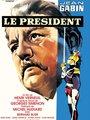 Affiche de Le Président