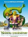 Affiche de Shrek le troisième