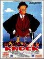 Affiche de Knock, ou le triomphe de la médecine
