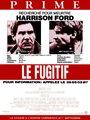 Affiche de Le Fugitif