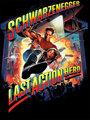 Affiche de Last action hero