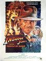 Affiche de Indiana Jones et le Temple maudit