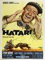 Affiche de Hatari!