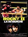 Affiche de Rocky 2
