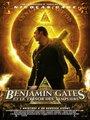 Affiche de Benjamin Gates et le trésor des Templiers