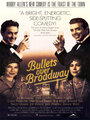 Affiche de Bullets over Broadway