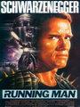 Affiche de Running man